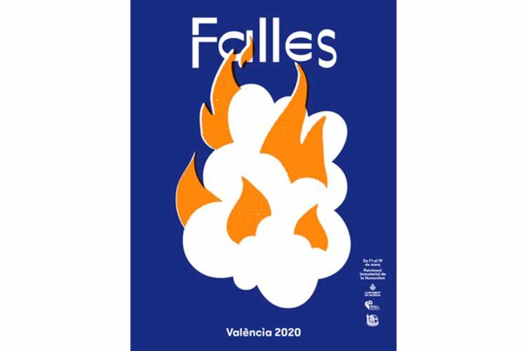 Logo Fallas 2020